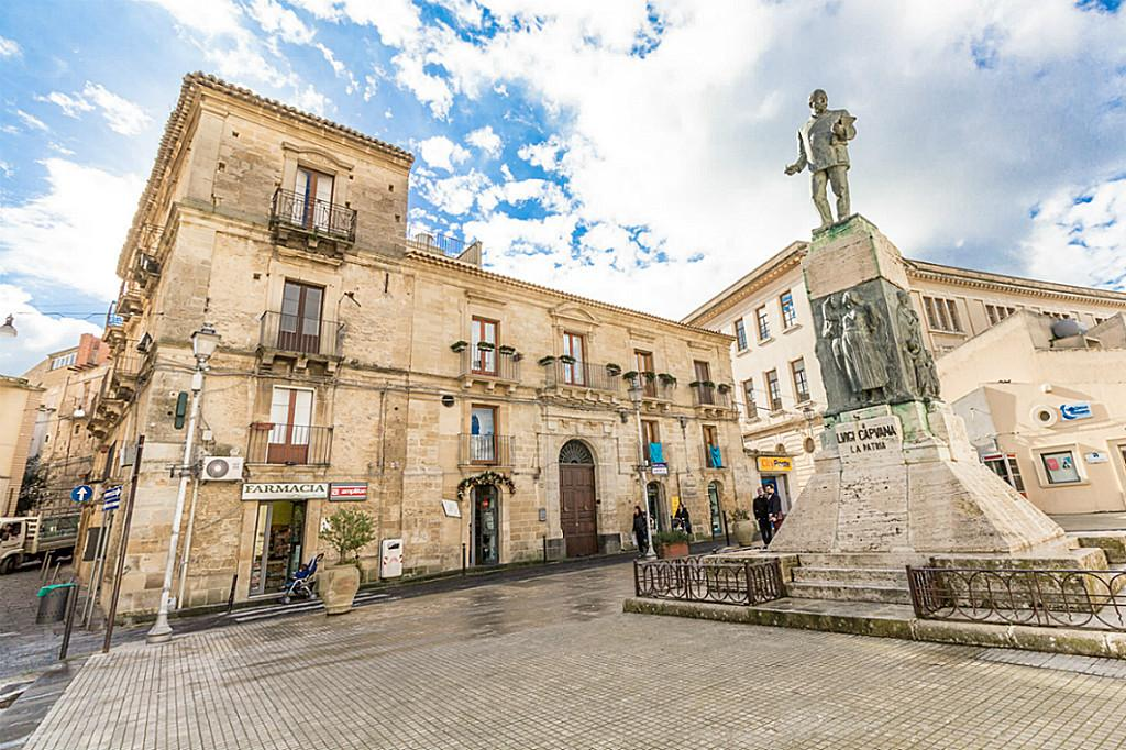Palazzo Nobiliare in vendita a MINEO